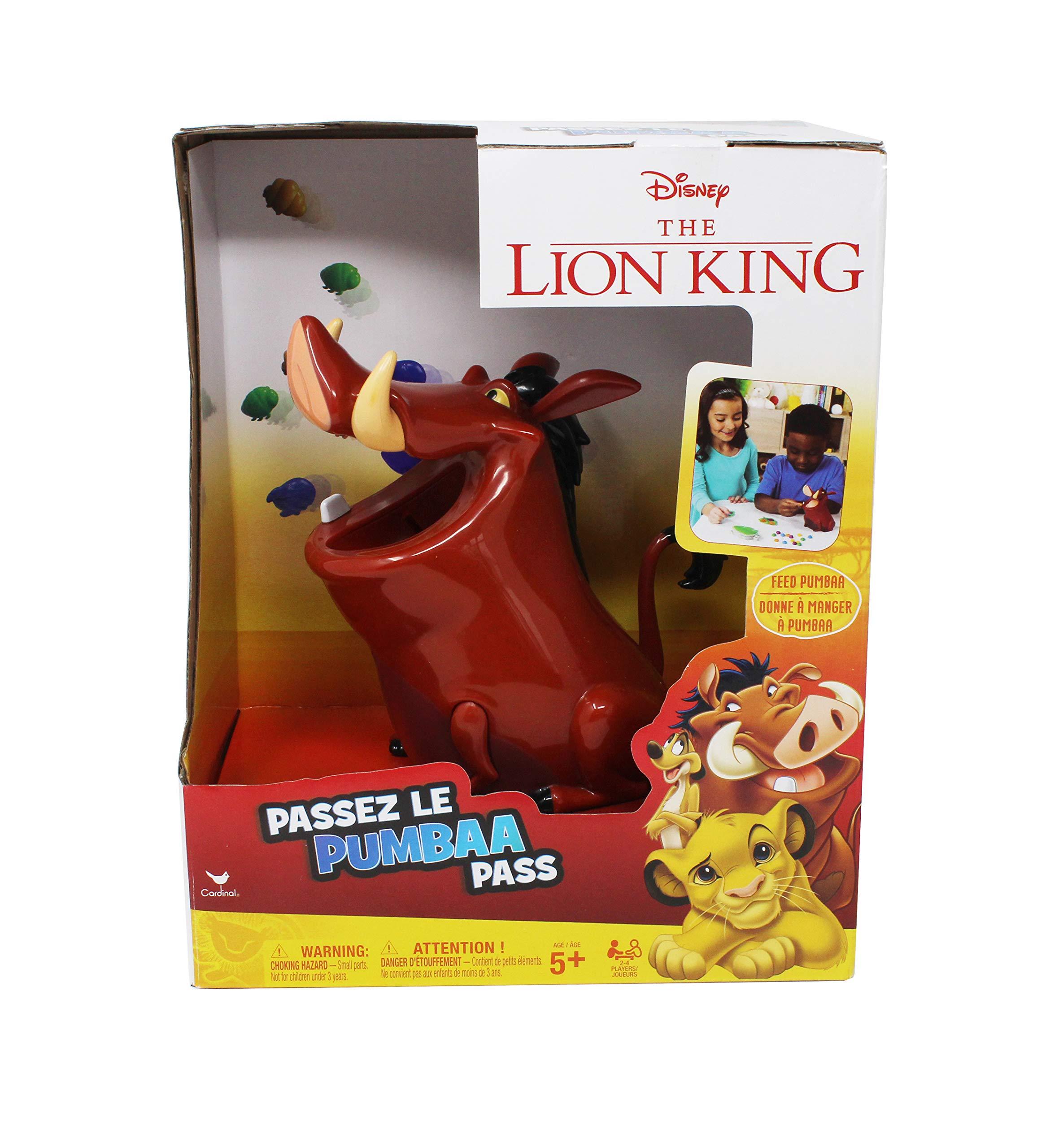 Lion King Pumbaa Pass Game
