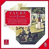 Fauré : Musique de chambre (Coffret 5 CD)