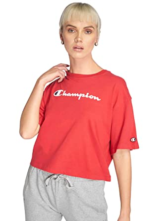 champion t shirt damen xs