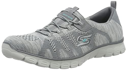 Skechers Women 22843 Low-Top Size: 7 UK Clearance Inexpensive Outlet Big Sale 2018 Online 100% Guaranteed Online Sale In China C7nUFU