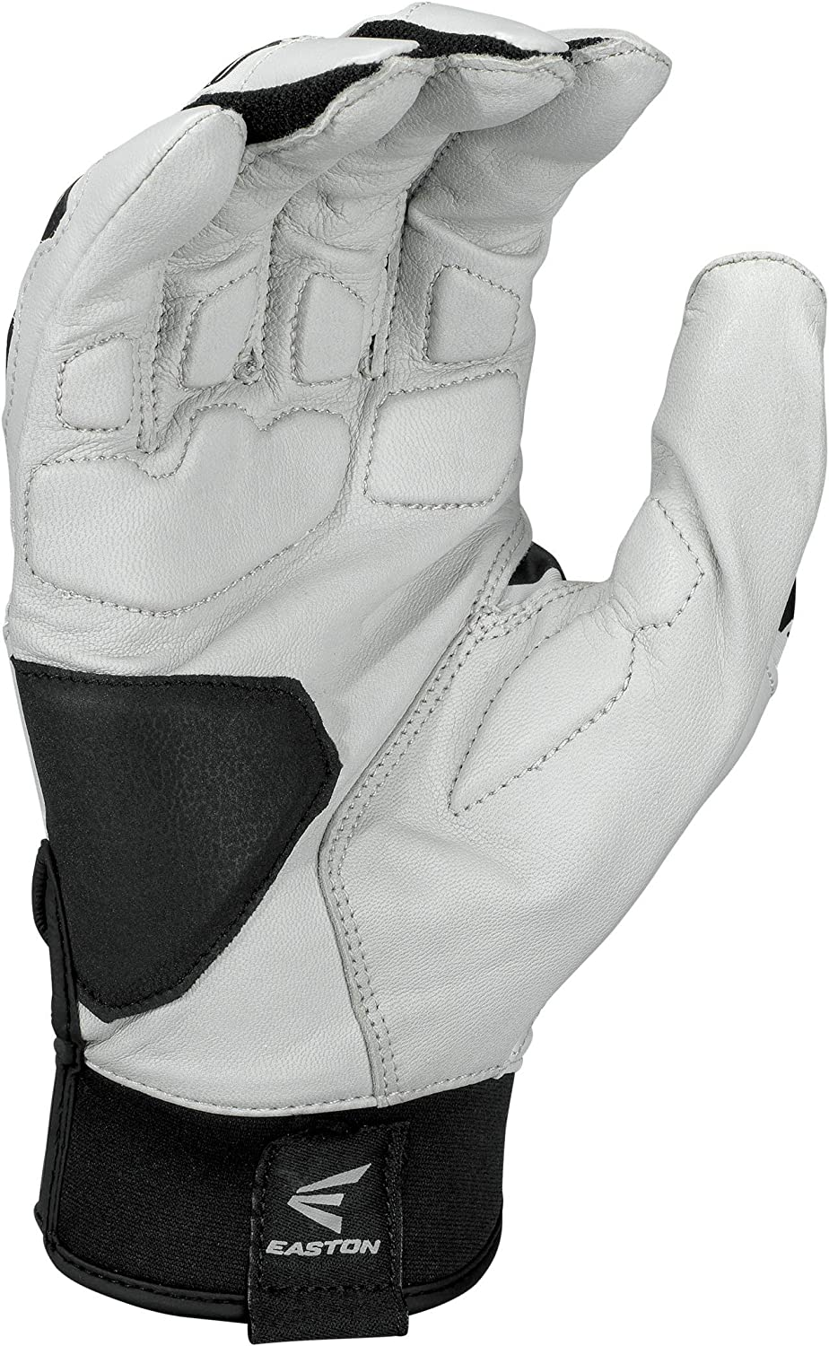 EASTON VRS POWER BOOST Batting Glove Series Pair Flexible Lycra And Silicon Molded Neoprene Strap Tacky Palm Baseball Softball 2021 Adult and Youth VRS Pad Reduces Vibration And Blisters