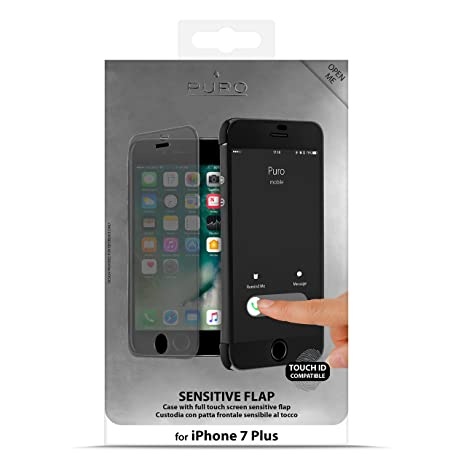 custodia frontale iphone
