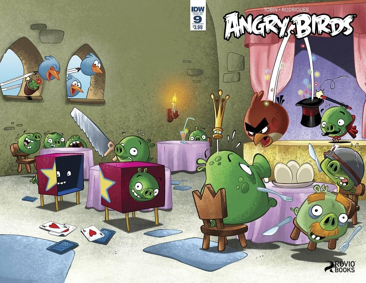 ANGRY BIRDS COMICS GAME PLAY #1 pdf