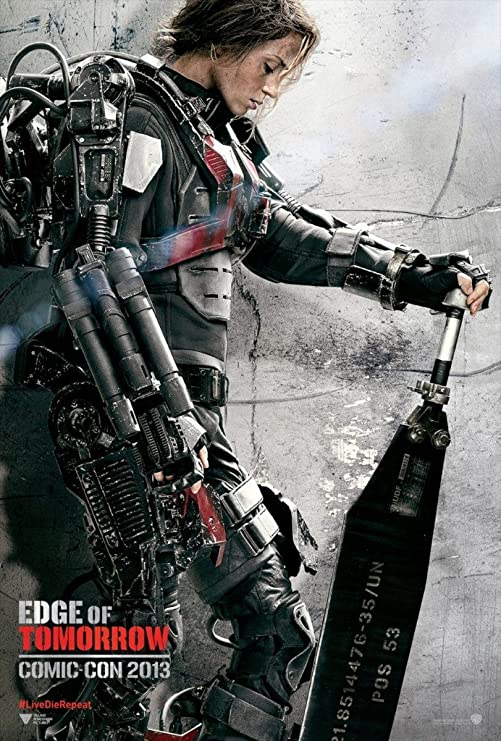 Edge of Tomorrow movie poster family silk wall print 20 inch x 13 inch