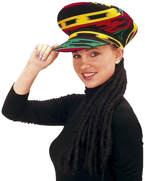 949aceca73a47 Cesar Q589-001 - rasta sombreros  Amazon.es  Juguetes y juegos