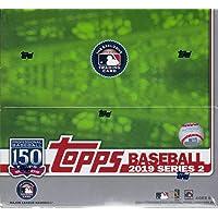 $69 » Topps 2019 Baseball Series 2 Retail Display Box (24 Packs)