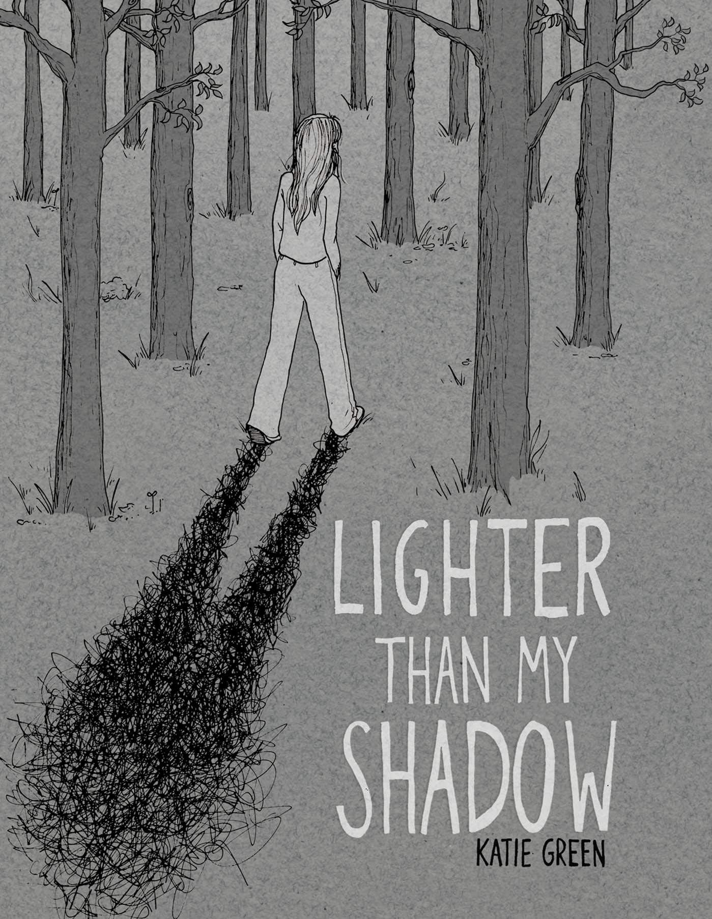 Amazon.com: Lighter Than My Shadow (9781941302415): Green, Katie: Books