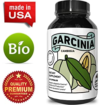 Pure 95 Hca Garcinia Cambogia Supplement Best Reviews Premium Weight Loss Extract