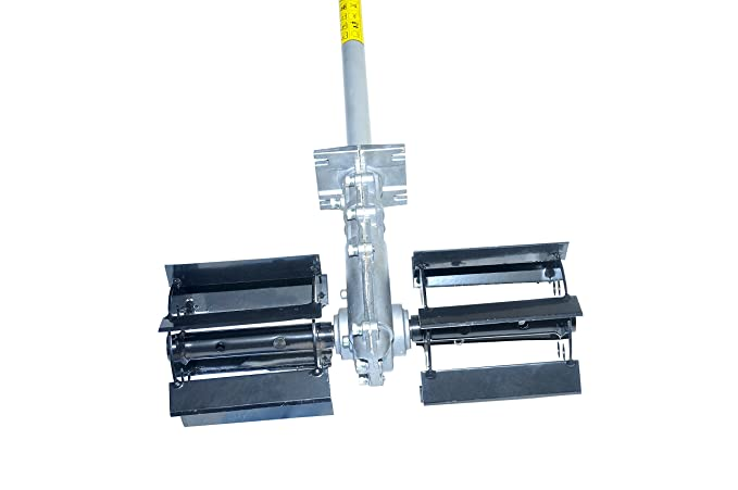 Brushcutter Weeder Tiller Cultivator Rotavator Attachment 28 mm Shaft 9 Spline