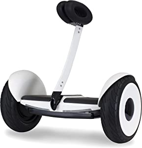 Segway miniLITE Smart Self-Balancing Electric Transporter, White