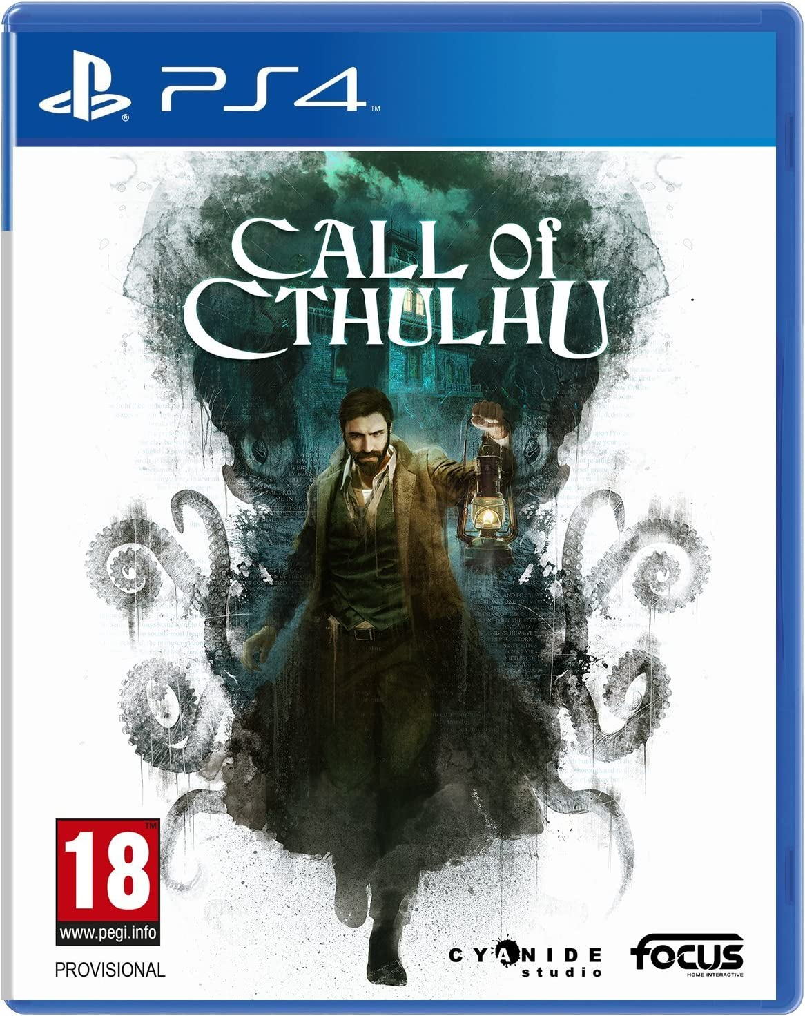Call of Cthulhu - PlayStation 4 [Importación francesa]: Amazon.es: Videojuegos