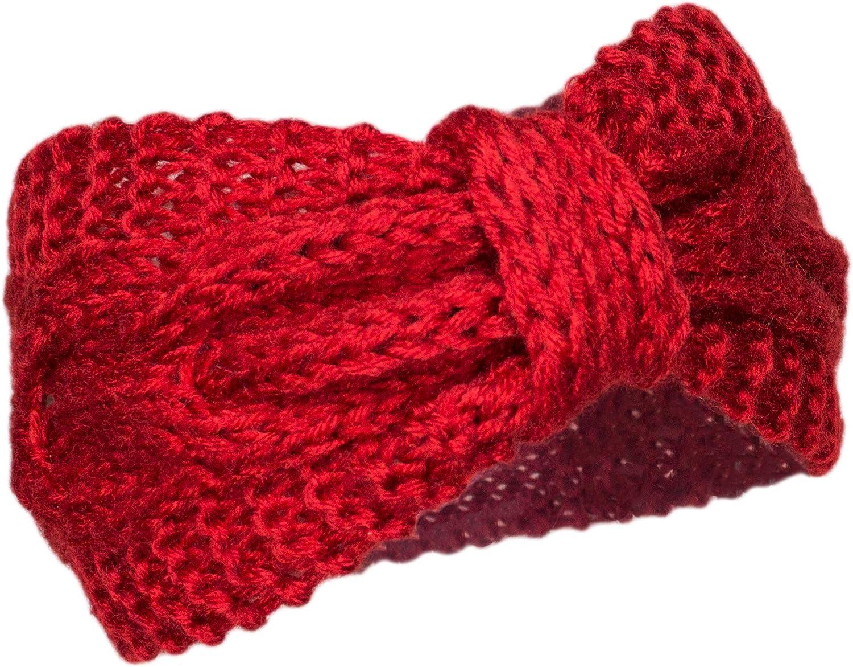 Warm Winter Braided Knot...