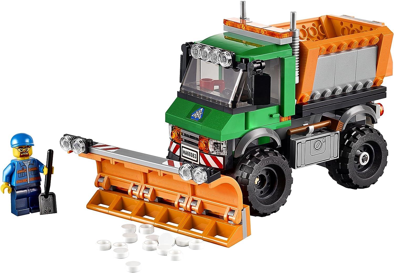 LEGO City 60083 Snowplow Truck by LEGO
