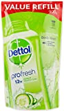 Dettol Body Wash, Lasting Fresh, Refill, 900g
