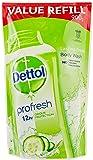 Dettol Body Wash, Lasting Fresh, Refill, 900g