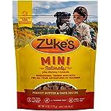 Zuke's Mini Naturals Peanut Butter & Oats Recipe Dog Treats - 6 oz. Pouch