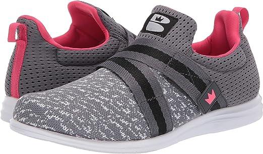Brunswick Versa Grey//Pink Ladies Size 9