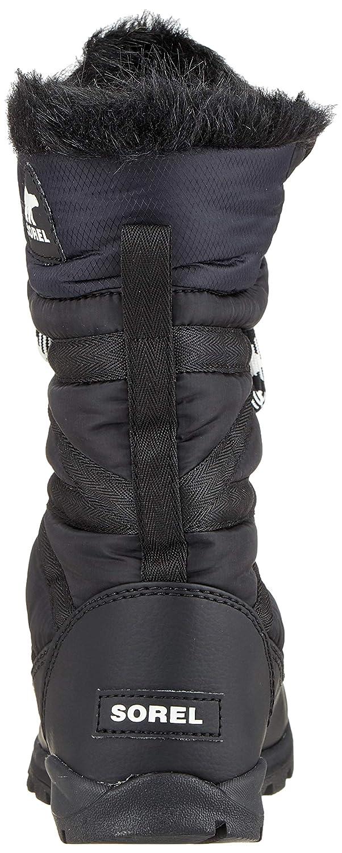 Sorel Damen Stiefel, Whitney Tall Lace II, schwarz (Black