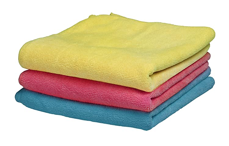 Ultra Micro Fiber Miracle Cloth 3-pack 350gm. 12x12 Inch