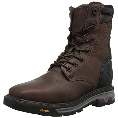 Justin Boots Men's Commander X-5 Lacer WK200 Work Boots