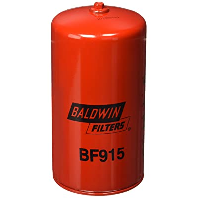 Baldwin BF915 Fuel Storage Tank Spin-On with Drain: Automotive