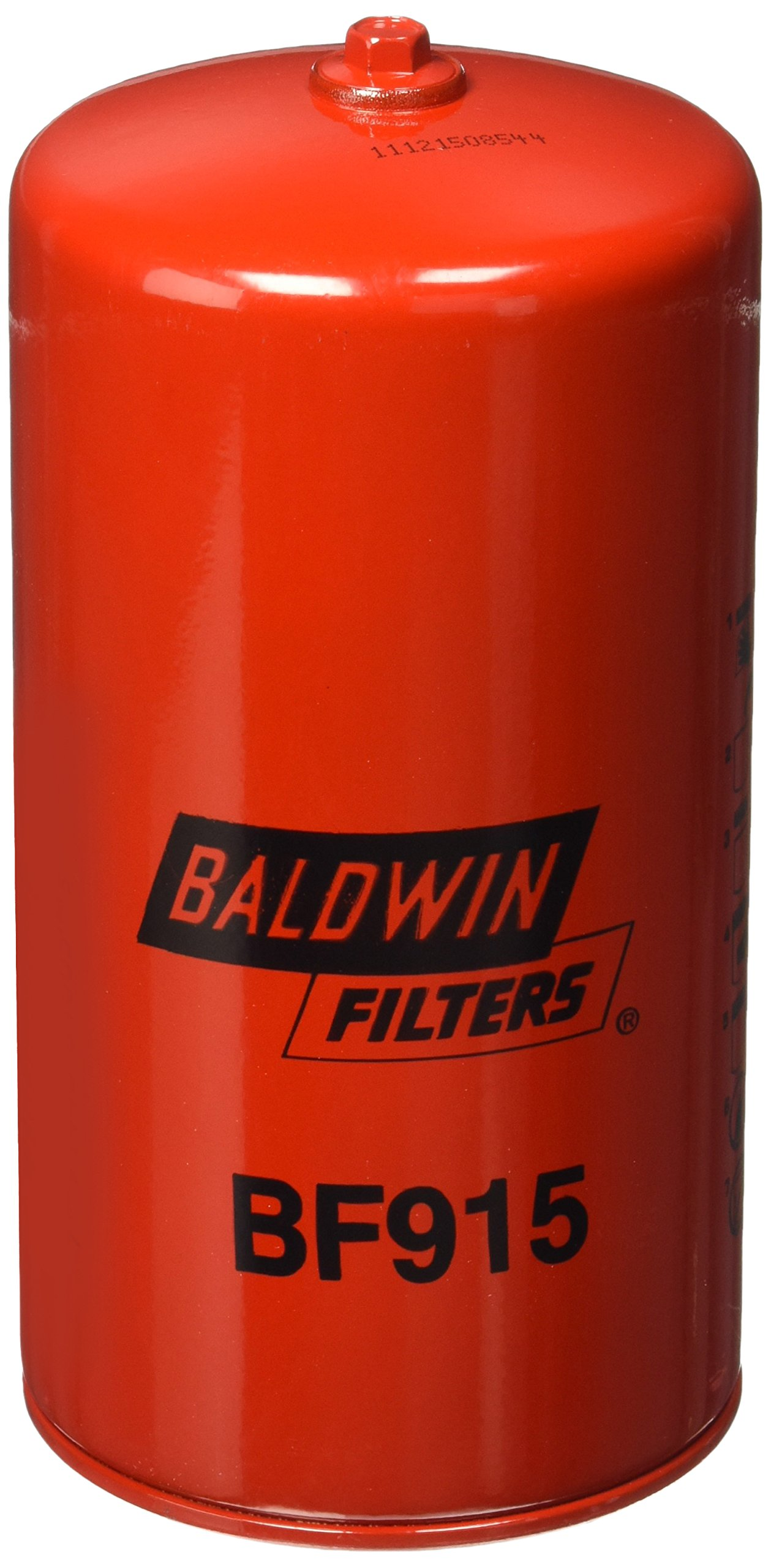 Baldwin BF915 Fuel Storage Tank Spin-On with Drain by Baldwin