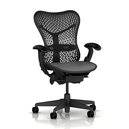 amazon com mirra chair by herman miller fully featured w forward