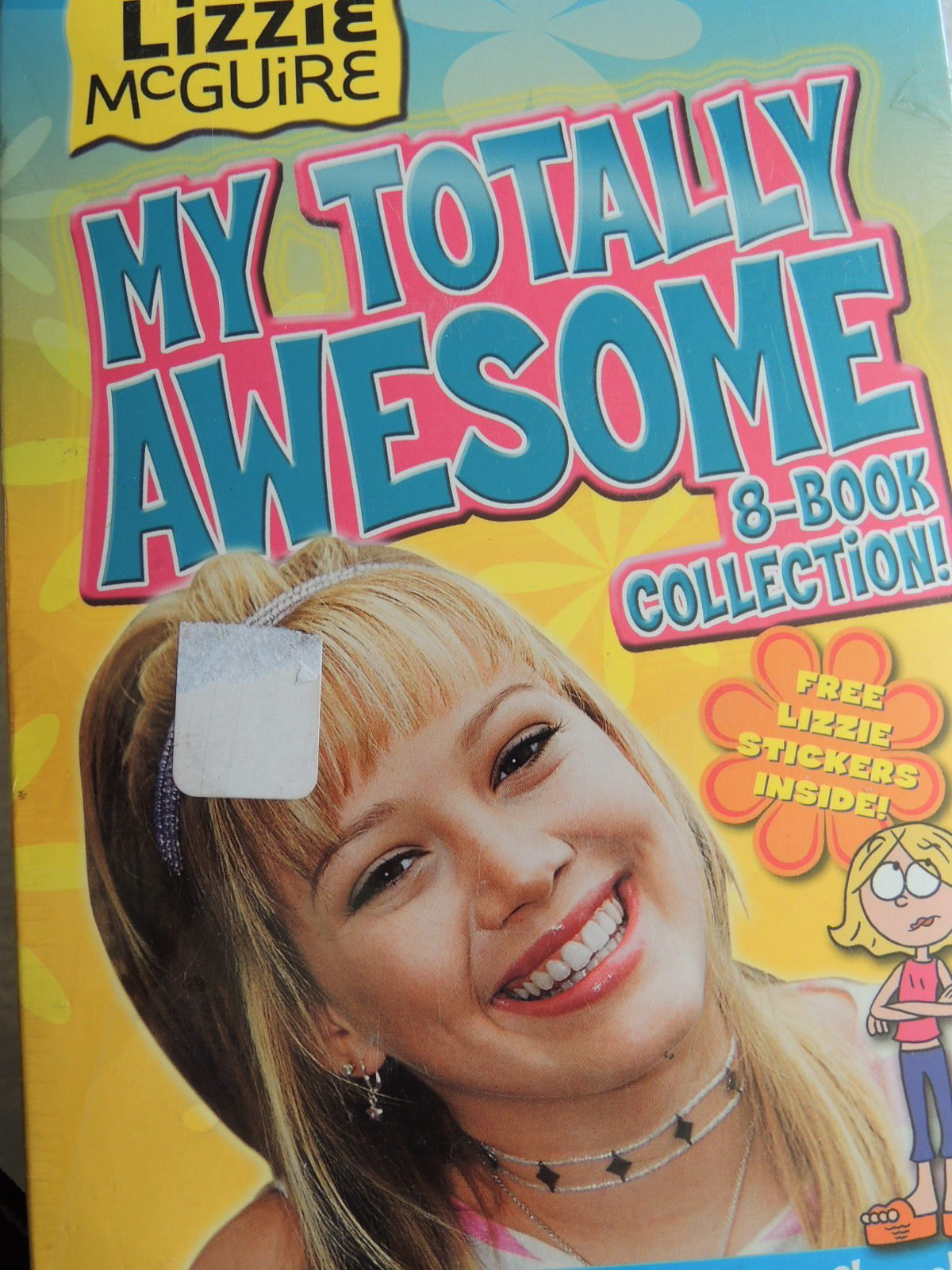 Lizzie McGuire My Totally Awesome 8 Book Collection PDF
