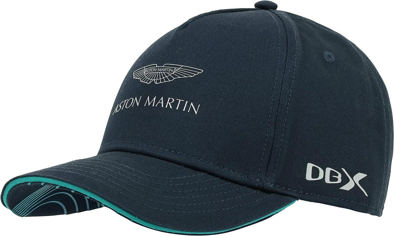 T/ürkis Aston Martin Baseball Cap DBX