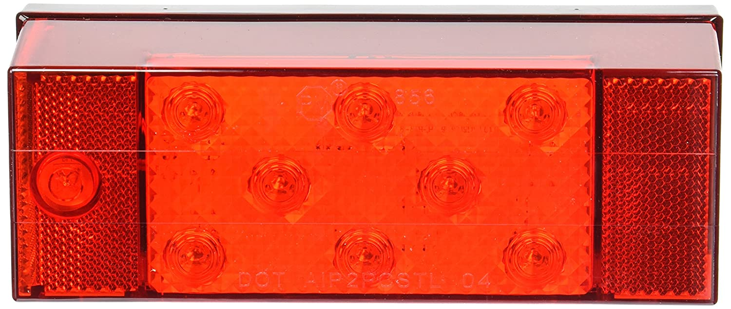 Peterson V856L LED Tail Light with License Light 3001.7267 EB-5807035
