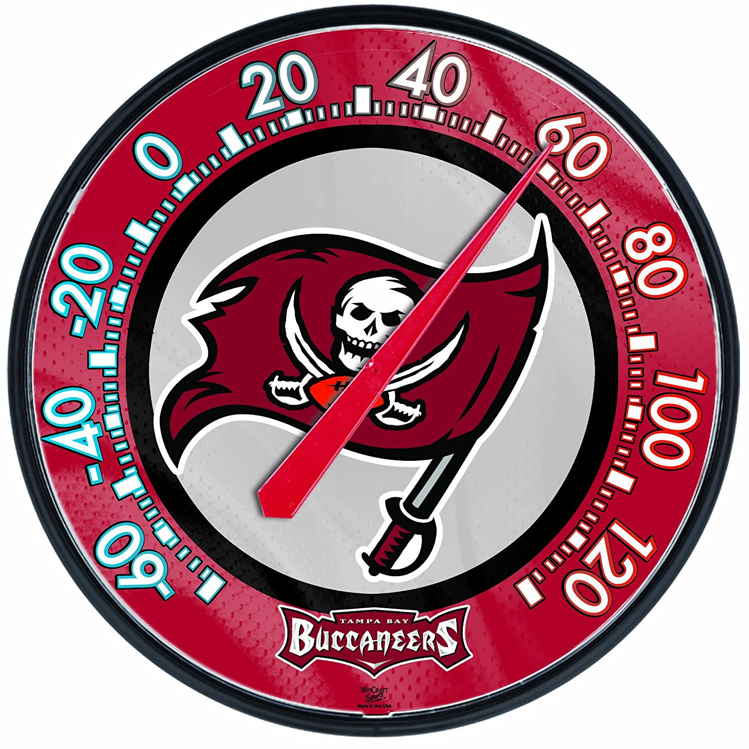 NFL Thermometer NFL Team  Tampa Bay Buccaneers  Amazon.in  Home   Kitchen 9069c7180cc