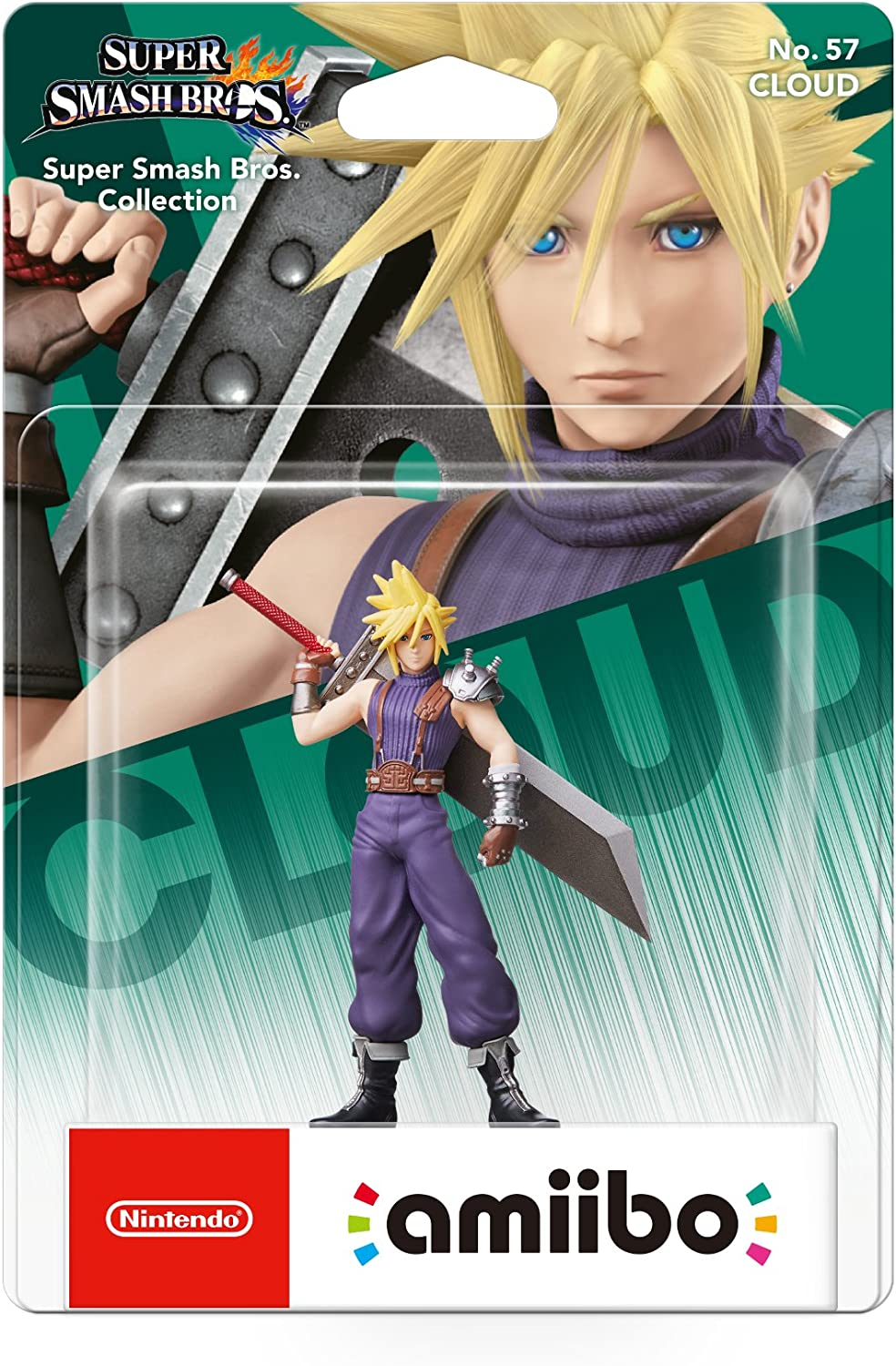 Nintendo - Amiibo Cloud (Colección Super Smash Bros): Amazon.es ...