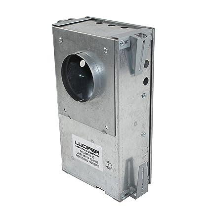 lucifer lighting mr16 low voltage recessed downlight housing z