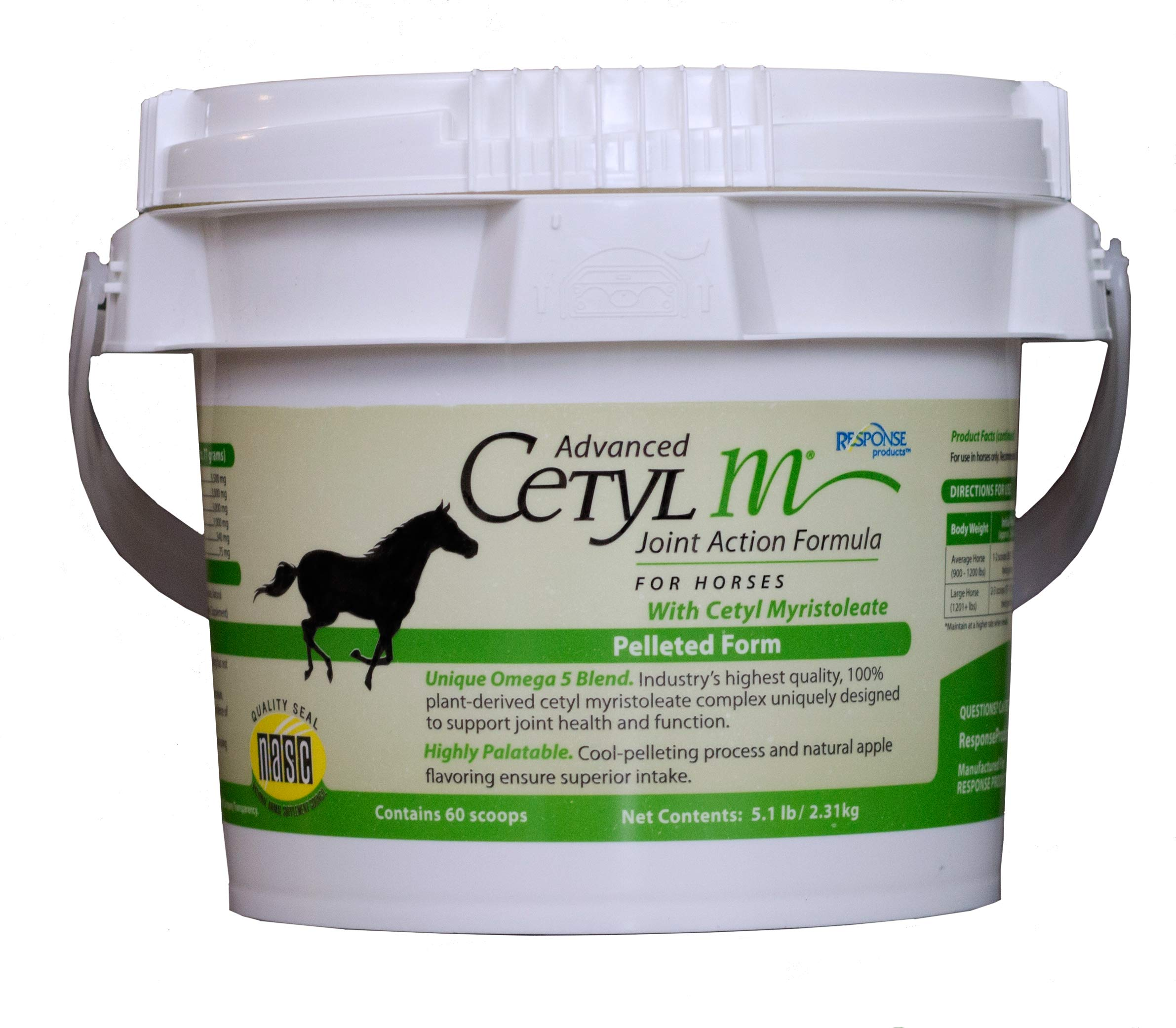 Manna Pro Cetyl-M Equine Joint Supplement Pellet, 5.1 LB