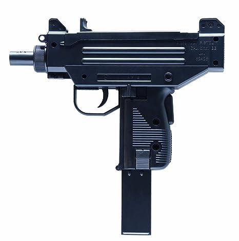 Uzi Airsoft Pistola Micro, Negro, 200.134