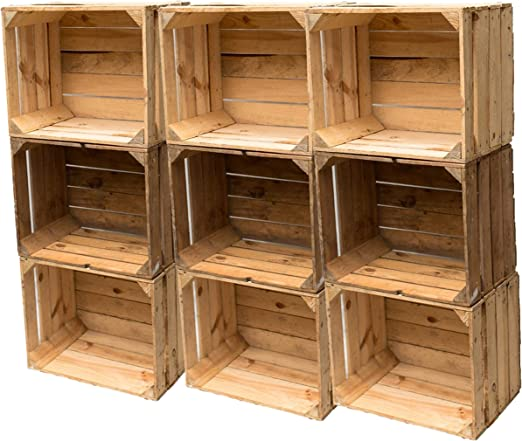 Cajas de madera usadas en el set: cajas de fruta vintage ...