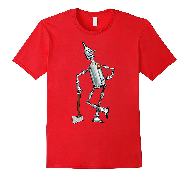 Tin Man Shirt, Cute Wizard of Oz Tee, I love the Tin Man Tee-FL