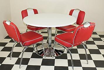 competitive price 560f6 22306 Just-Americana.com American 50s Diner Furniture Retro High ...