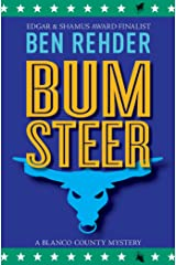 Bum Steer (Blanco County Mysteries Book 9) Kindle Edition