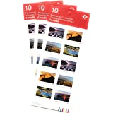 Canada Post domestic rate stamps, Canadian Stamps, Canada stamp, Office stamp 30 stamps, booklet of 10 (Pack of 3 )