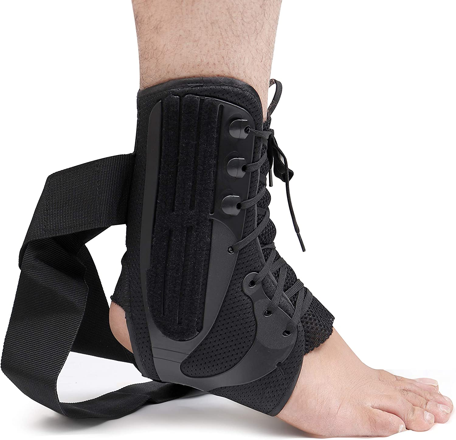 COMPRESSX Ankle Brace: Sports & Outdoors
