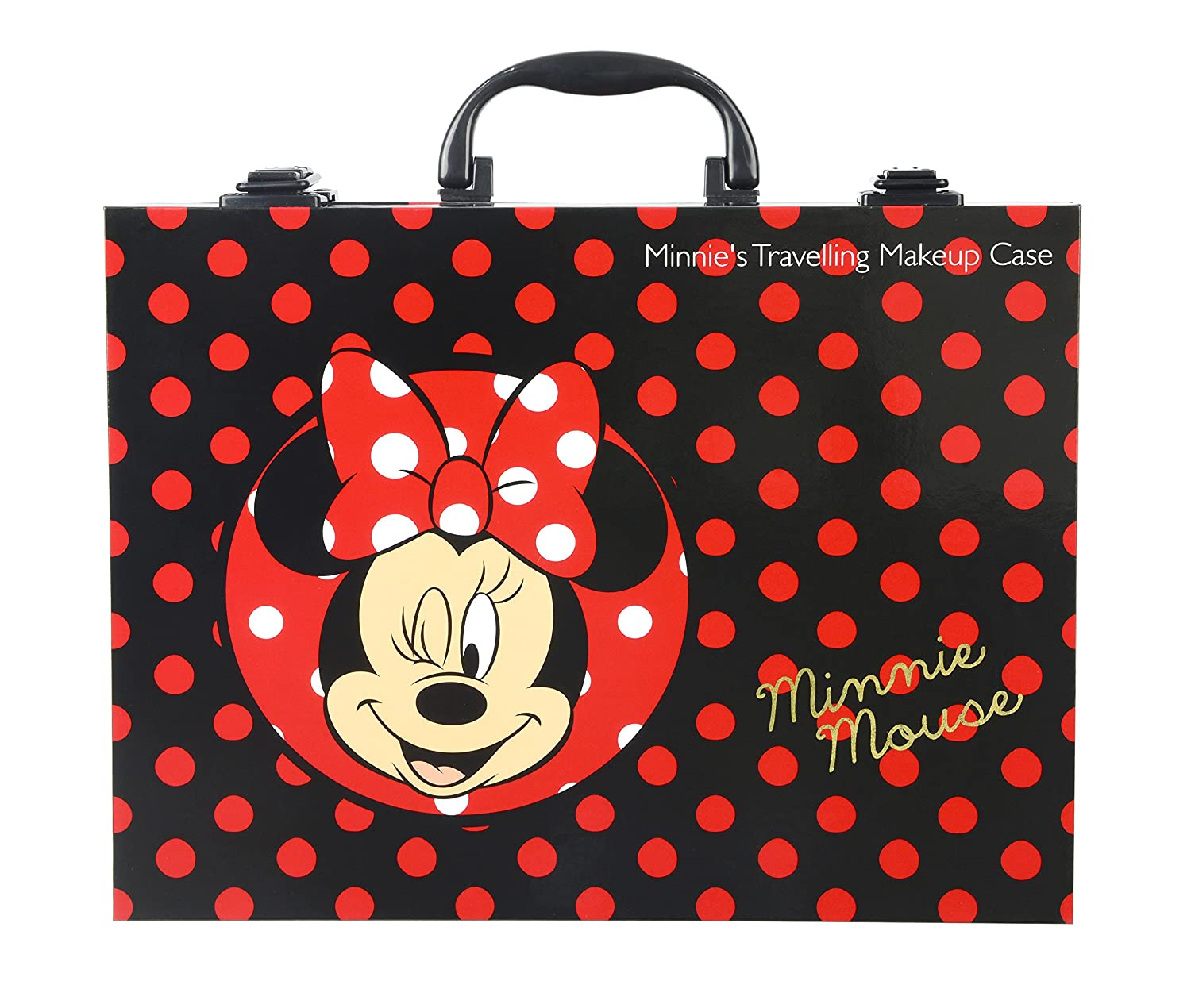Disney Minnie Mouse Make Up Koffer Umfangreiches Schmink Set Mit