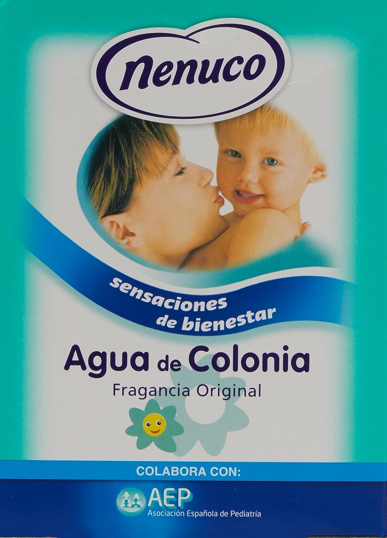 Nenuco Agua de Colonia Fragancia Original frasco Cristal - 400 ml: Amazon.es: Belleza