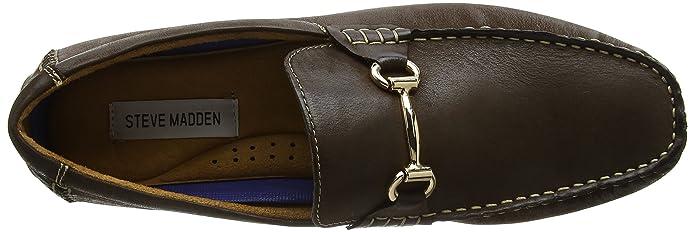 Steve Madden Greyson Loafer, Mocasines para Hombre: Amazon.es: Zapatos y complementos