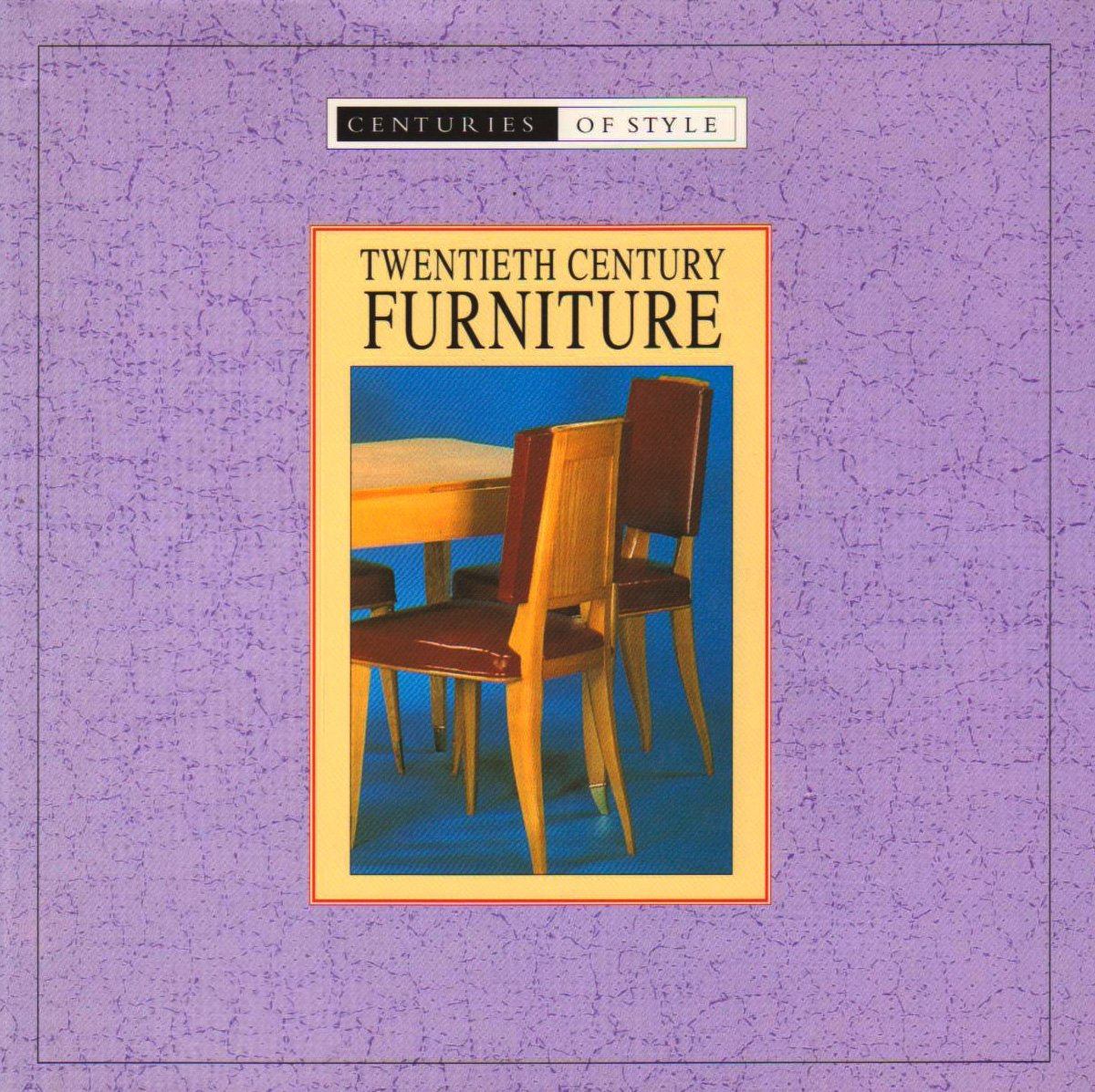 Elegant Twentieth Century Furniture: Rebecca Kingsley: 9781840132816: Amazon.com:  Books