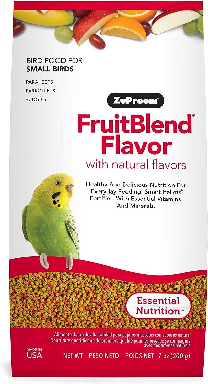 Zupreem Pienso multifrutas para nifas y agapornis Flavor 400 gr
