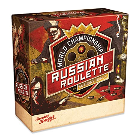 Amazon Com Tuesday Knight Games World Championship Russian Roulette