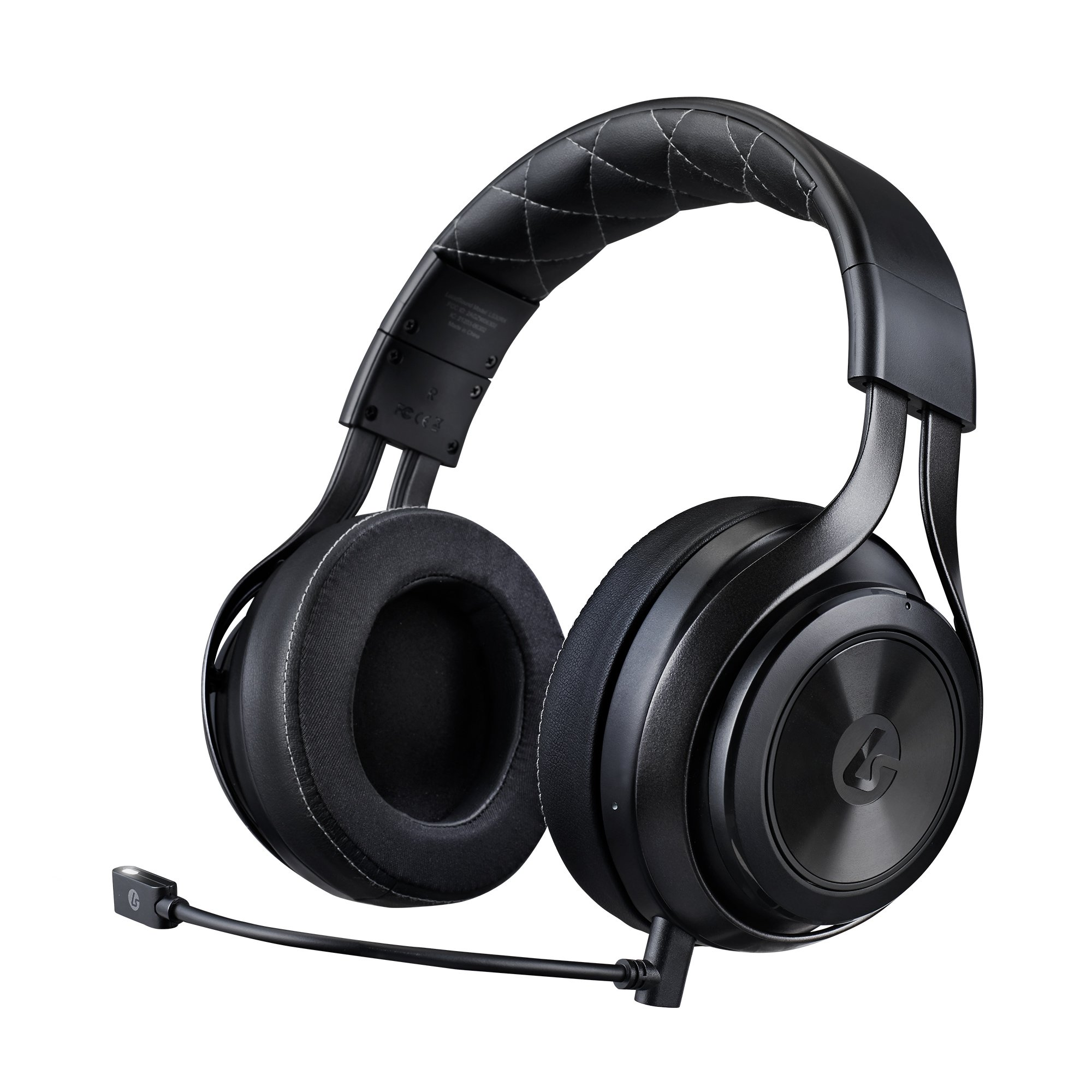 LucidSound LS35X Officially Licensed Wireless Surround Sound Xbox Gaming Headset - Xbox One, Windows 10, Mobile - Xbox One by LucidSound