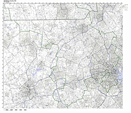 Amazon.com: Middlesex County, Machusetts MA ZIP Code Map ... on ma zip code map, ma on us map, haverhill ma map, old saugus ma street map, essex ma map, ma city map, middleton ma map, ma world map, ma highway map, massachusetts map, ma utility map, ma topographical map, ma town map, ma region map, ma physical map, ma island map, ma on a map, ma state police troop map, ma elevation map, ma state parks map,