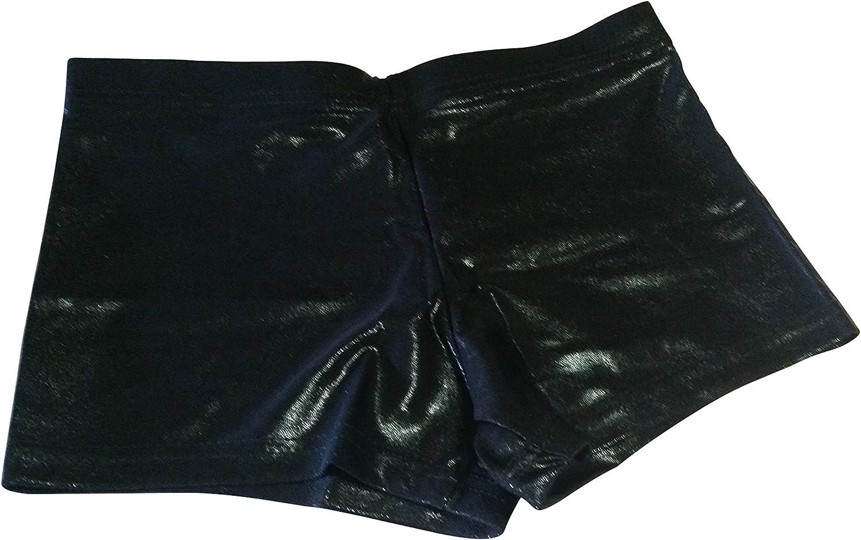 PUSH ATHLETIC Girls Super Comfort Dance Shorts: Clothing